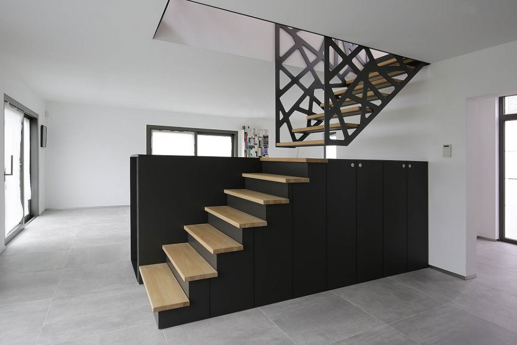 escaliers aux sommets de la d co icone magazine. Black Bedroom Furniture Sets. Home Design Ideas