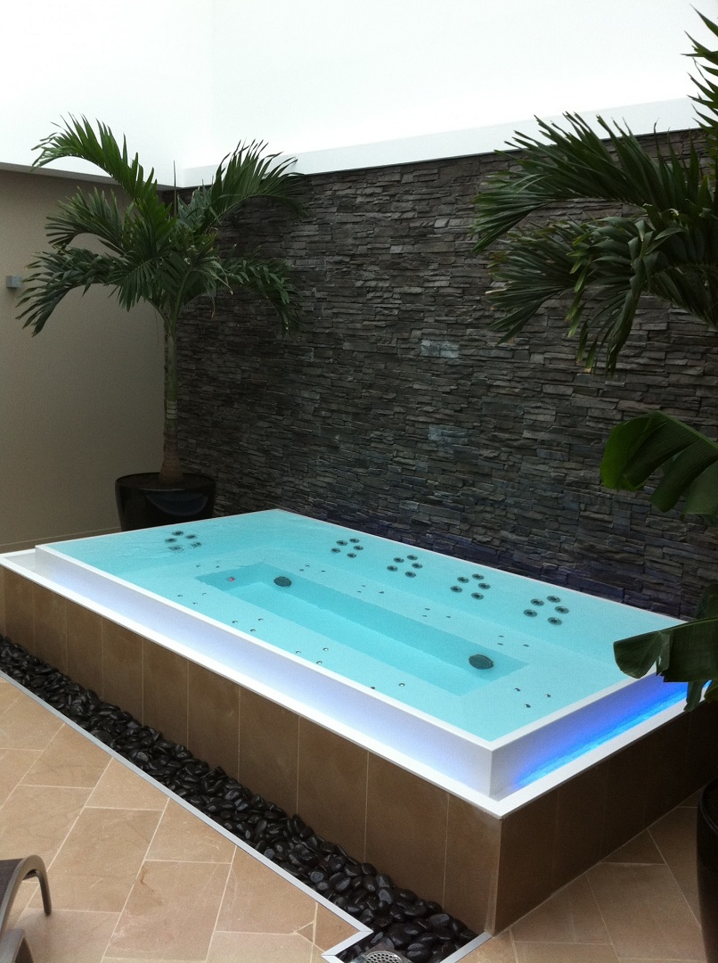 Bien choisir son spa d ext rieur icone magazine for Piscine encastrable