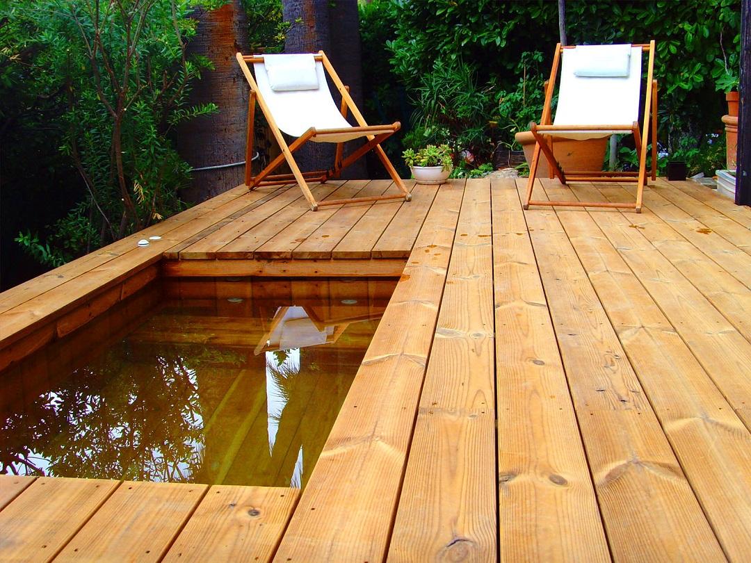 Mini Piscine Petit Jardin mini piscines : grande tendance ! - icone magazine